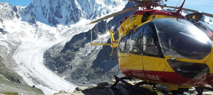 Chamonix Mountain Rescue