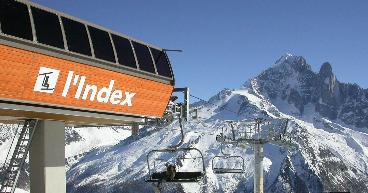 New Ski LIfts In Chamonix Mont Blanc