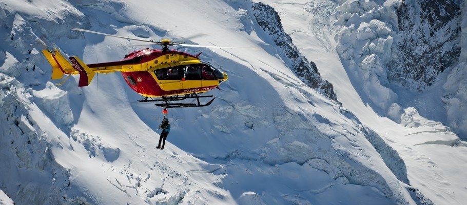 Climbers Rescued Off Mont Blanc