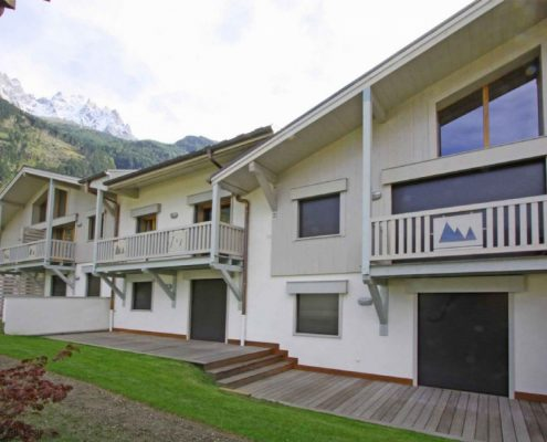 Charming Ski Rentals in Chamonix Mont Blanc