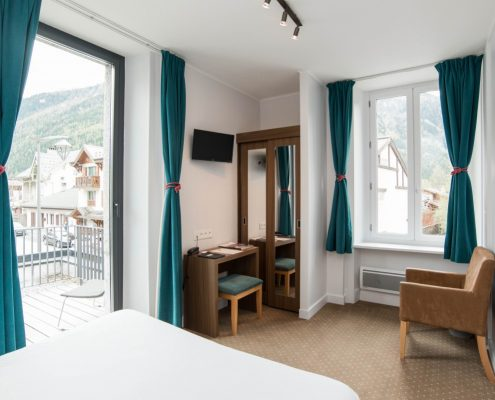 A Few Of The Standard Rooms Have Large Private Terraces