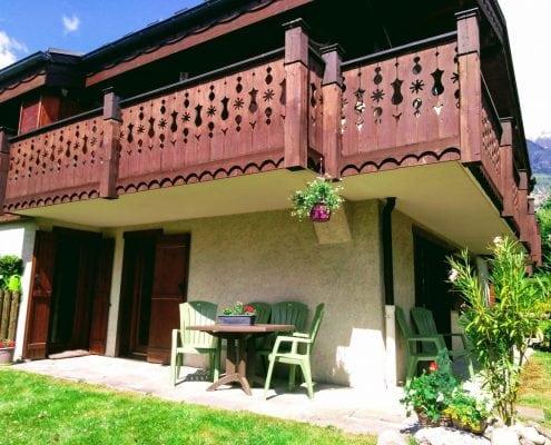 Planet Chamonix Lodge In Summer
