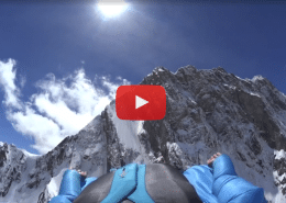 Wingsuit Chamonix