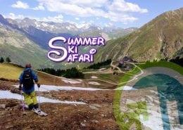 Summer Skiing Chamonix