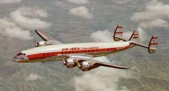 Air India Mont Blanc Crash