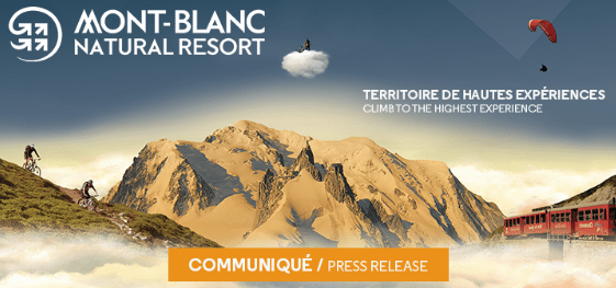 Mont Blanc Natural Resort Press Release