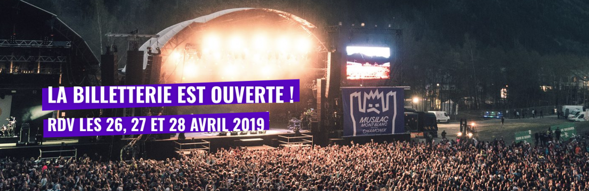 Musilac Chamonix 2019 Tickets Artists Groups Bands