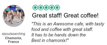 Bluebird Café Chamonix