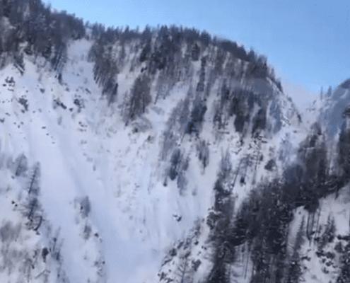 Courmayeur Avalanche, Chamonix News