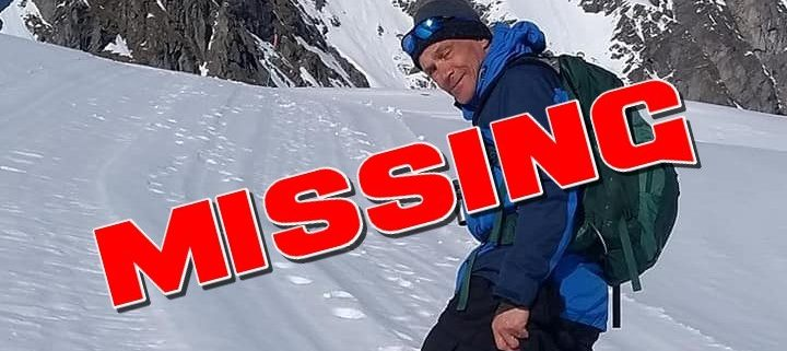 Robert Bailey Missing Person Planet Chamonix