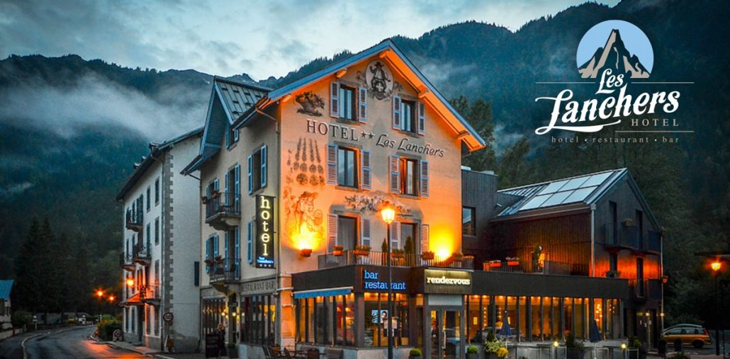 Hotel Les Lanchers Chamonix Family Run Hotel