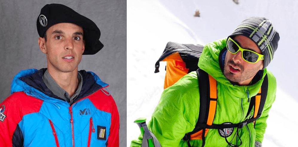 Max Bonniot et Pierre Labbre, Chamonix News